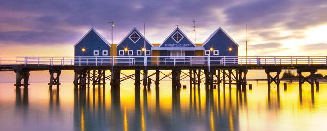 Busselton Jetty Interpretive Centre, Western Australia